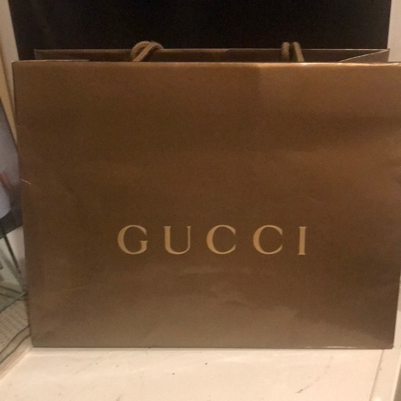 Gucci Other - Gucci gift bag